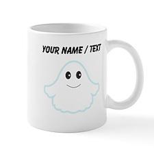 Custom Cartoon Ghost Mugs