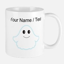Custom Cartoon Ghost Mugs
