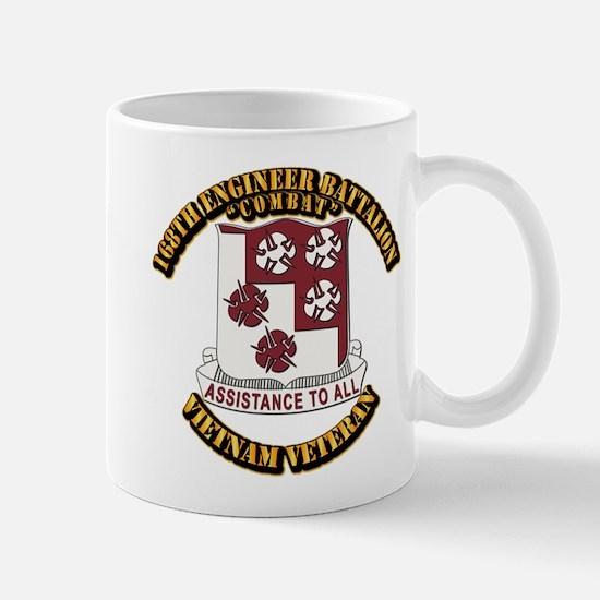 Army - 168th Engineer Bn Mug
