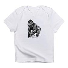 Gorilla Sketch Infant T-Shirt