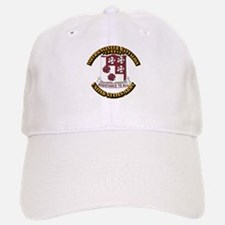 DUI - 168th Engineer Bn w Text Baseball Baseball Cap
