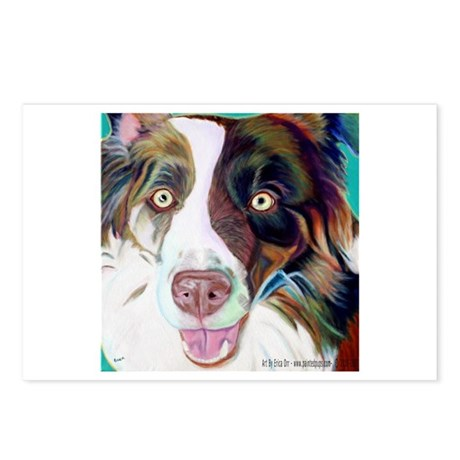 Herding Dog Postcards (Package of 8)