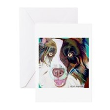 Herding Dog Greeting Cards (Pk of 10)
