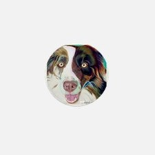 Herding Dog Mini Button