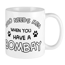 Bombay cat design Mug
