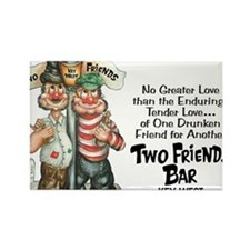 Two Friends Magnets
