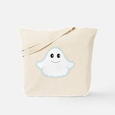Cartoon Ghost Tote Bag