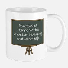 Dear Teacher Mug