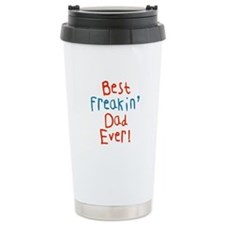Cute Dad Travel Mug