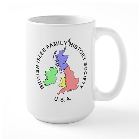 BIFHS-USA Large Mug
