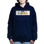 Powered By Biodiesel Hooded Sweatshirt