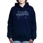 Powered By Nanotechnology Hooded Sweatshirt
