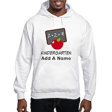 Personalized Kindergarten Hoodie