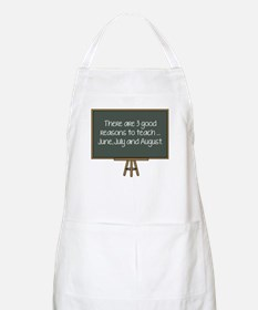 There Are 3 Good Reasons To Teach Apron