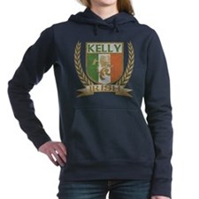 kellyirishcrest.png Hooded Sweatshirt