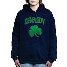 KENNEDYdk.png Hooded Sweatshirt