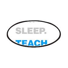 Eat Sleep Teach Patches