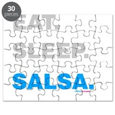 Eat Sleep Salsa Puzzle