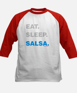 Eat Sleep Salsa Tee