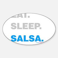 Eat Sleep Salsa Decal