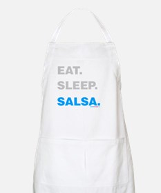 Eat Sleep Salsa Apron