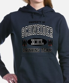 Schneider German Drinking Team.png Hooded Sweatshi