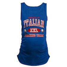 italiandtdk.png Maternity Tank Top