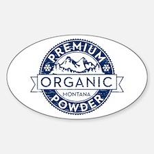 Montana Powder Decal