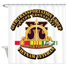 48th Transportation Group w SVC Ribbon Shower Curt
