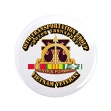 "48th Transportation Group w SVC Ribbon 3.5"" Button"