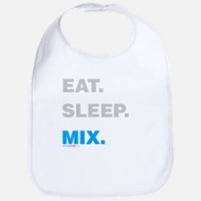 Eat Sleep Mix Bib