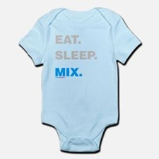 Eat Sleep Mix Infant Bodysuit