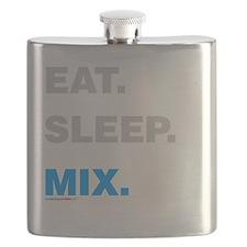 Eat Sleep Mix Flask