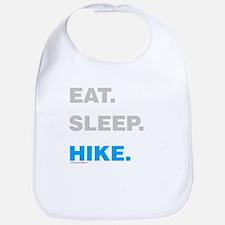 Eat Sleep Hike Bib