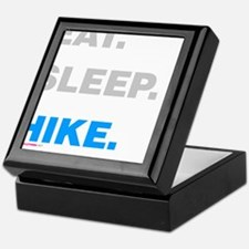 Eat Sleep Hike Keepsake Box