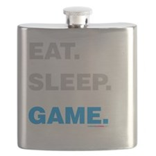 Eat Sleep Game Flask