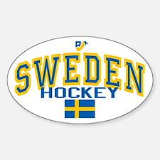 Sweden Hockey/Sverige Ishockey Decal