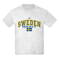 Sweden Hockey/Sverige Ishockey T-Shirt