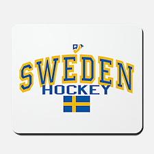 Sweden Hockey/Sverige Ishockey Mousepad