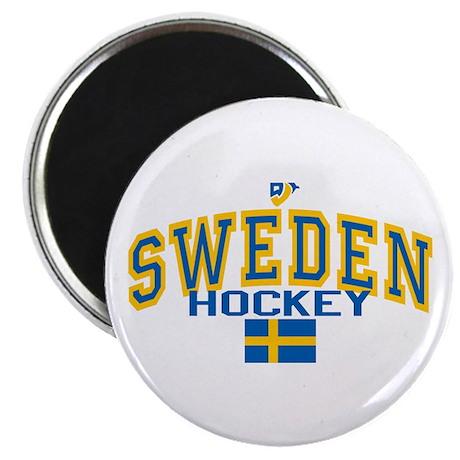 Sweden Hockey/Sverige Ishockey Magnet