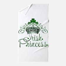 ir princess.png Beach Towel