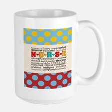 Nurse Positive Pillow CP Mugs