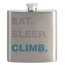Eat Sleep Climb Flask
