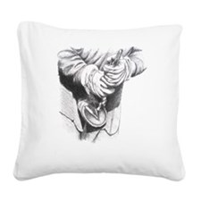 Farrier. Square Canvas Pillow