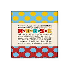 Nurse Positive Pillow CP Sticker