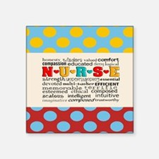 Nurse Positive Pillow CP Sticker