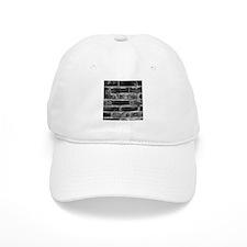 Brick Wall 9 Baseball Baseball Cap