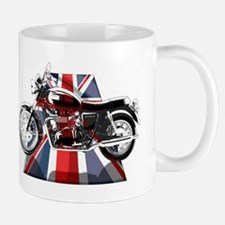 British Bonneville Mugs