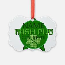 CUST PUB Ornament