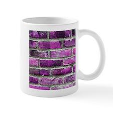 Brick Wall 4 Mugs